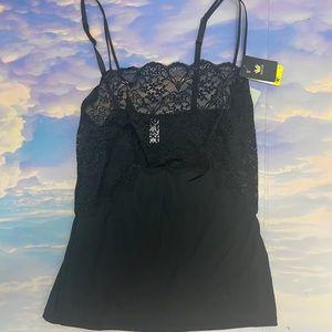Wacoal medium lace tank new with tags